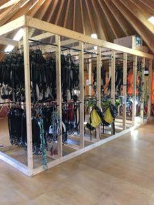 aerial-adventure-park-gear-storage-room-high-gravity-adventures