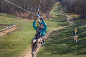 The Ridge Runner Zip Tour at Omni Homestead Resort, VA-1