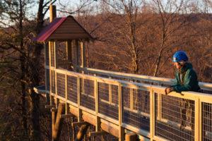 The Ridge Runner Zip Tour at Omni Homestead Resort, VA-4
