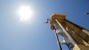 Powerfan Freefall at Grand Vue Adventure Park